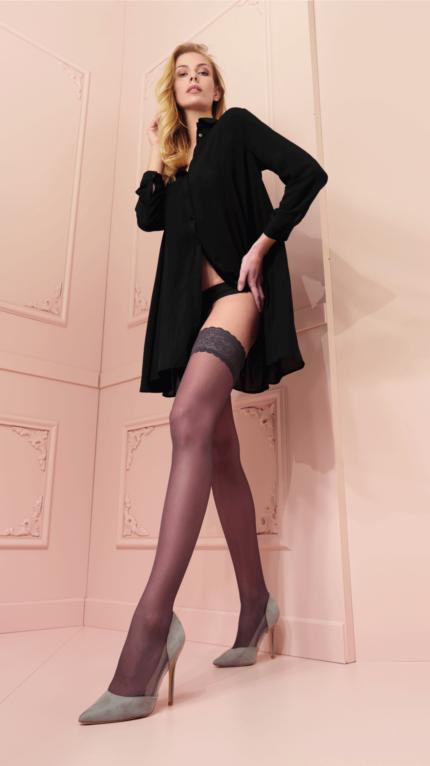 Stay-ups - Stockings Rosy autoreggente 00067