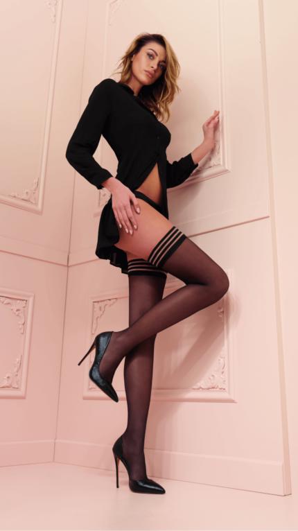 Stay-ups - Stockings Valentina autoreggente 00066